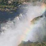 Victoria Falls in full flood