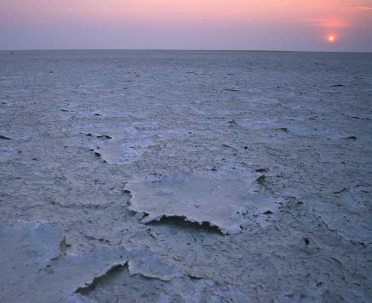 Salt-Pan-sunset