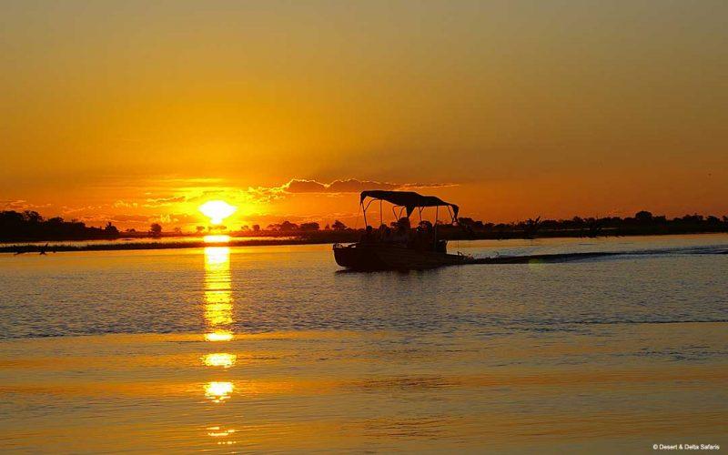 Chobe River Boat Safari Botswana Specialists - Chobe river