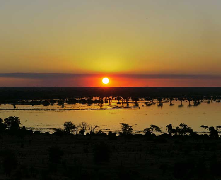 chobe-river-sunset