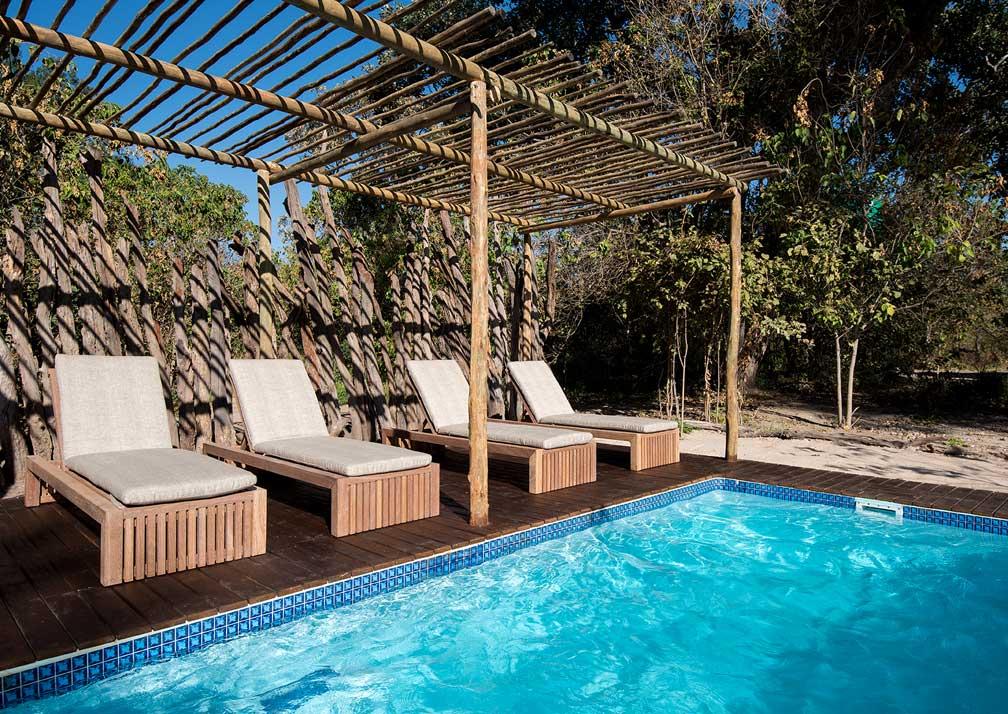 Khwai Tented Camp pool