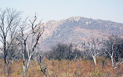 Exploring the Tsodilo Hills