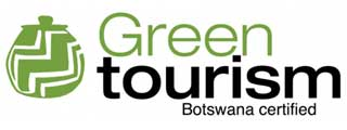 Green tourism certified logo