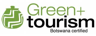 Green+ tourism certified logo