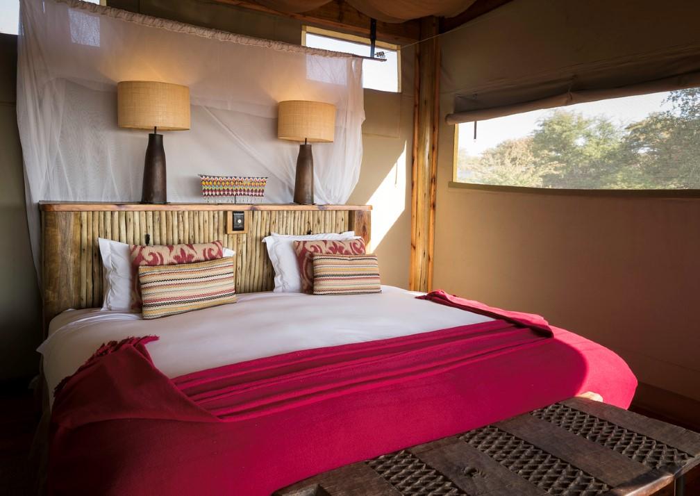 Kalahari Plains bed