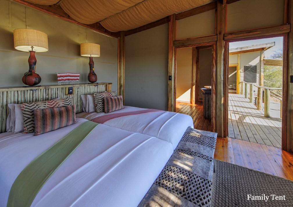 Kalahari Plains rooms