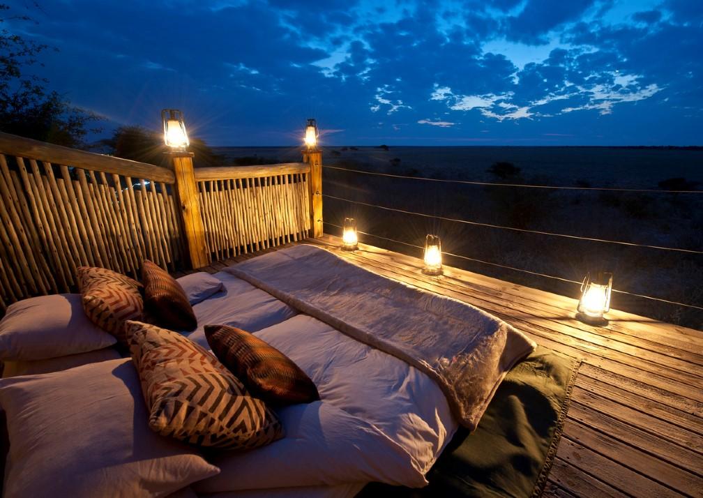 Kalahari Plains deck