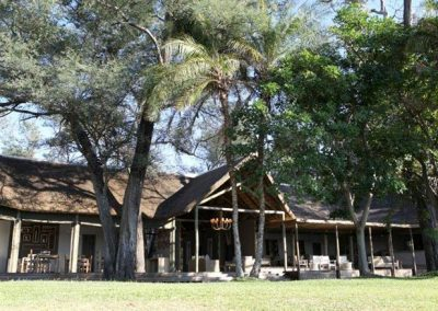 Shakawe River Lodge