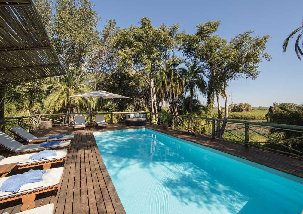 Setari Camp pool