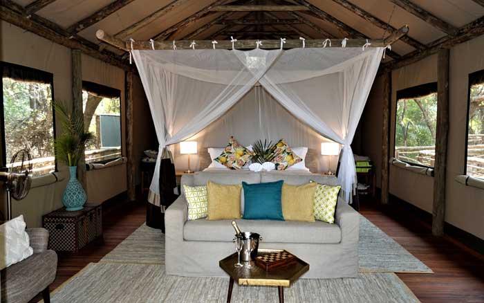 Setari tent