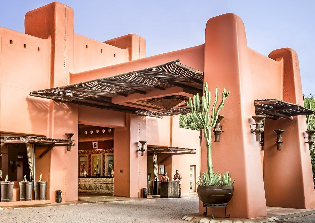 Avani reception entrance