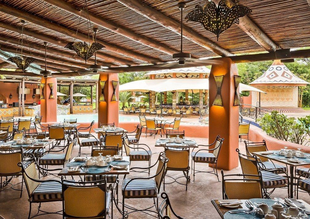Avani Dining area