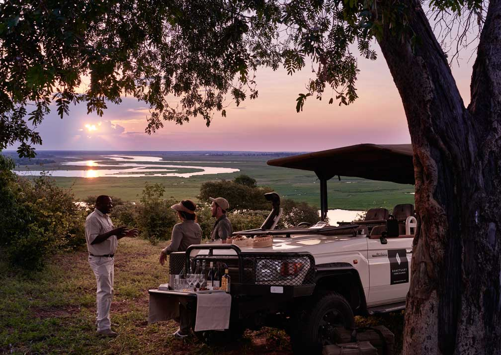 Sanctuary Chobe Chilwero safari
