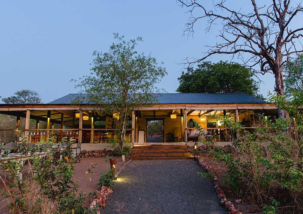 Chobe Elephant Camp exterior