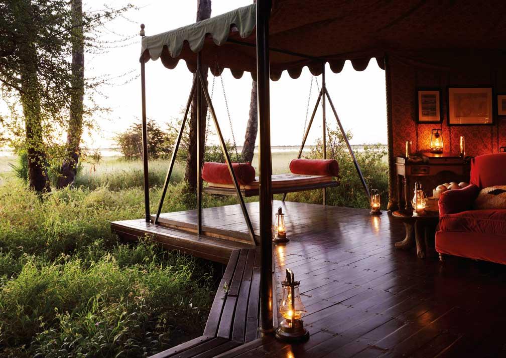 Jack's Camp hammock
