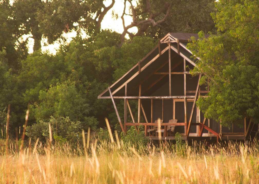 Lebala Camp exterior