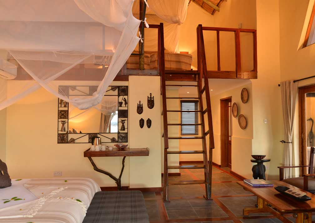 Muchenje Safari Lodge interior
