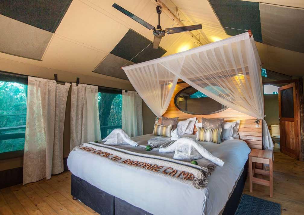 Rra Dinare bedroom