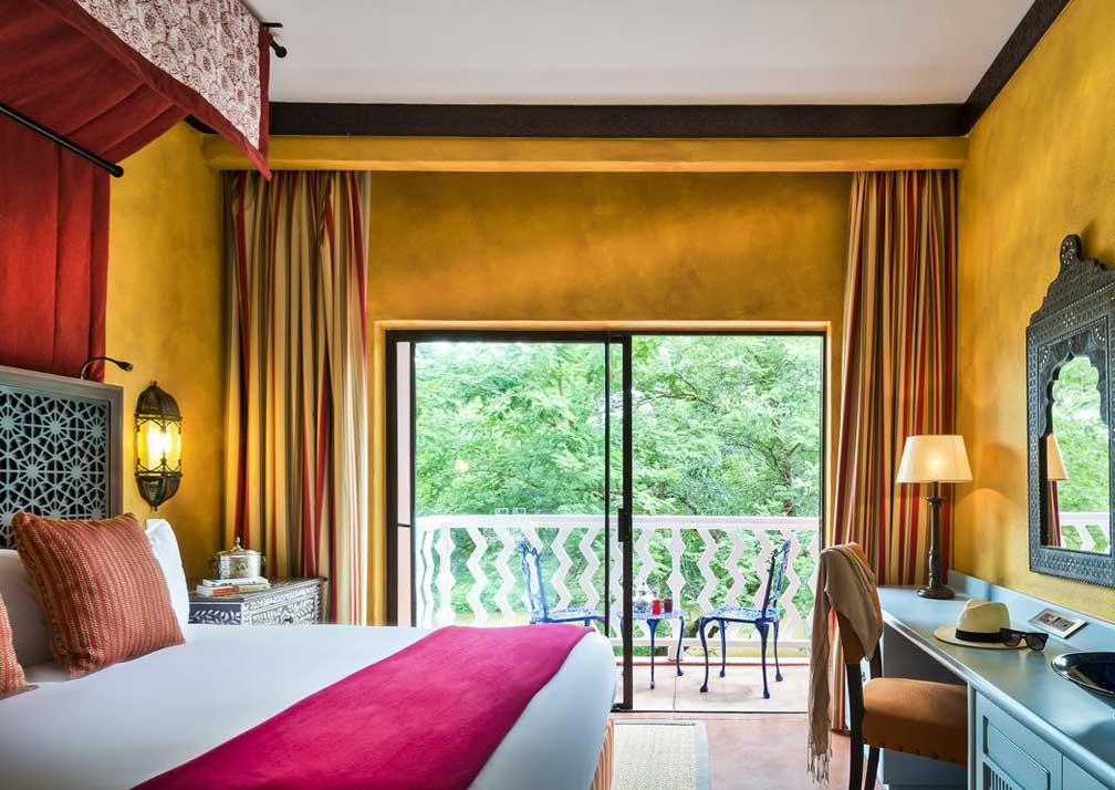 Avanri Victoria Falls resort suite