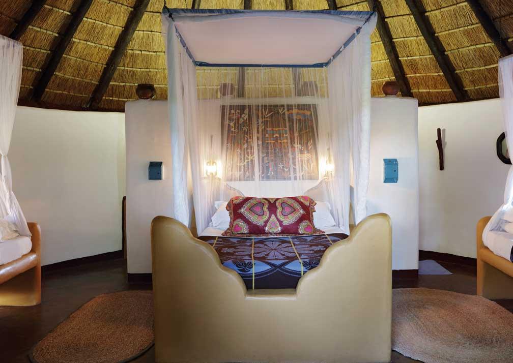 Planet Baobab bed