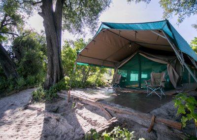 Bushman Plains Camp