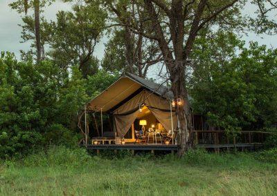 Gomoti Plains Camp