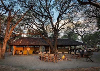 Gomoti Tented Camp