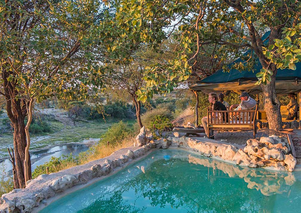 Meno a Kwena pool