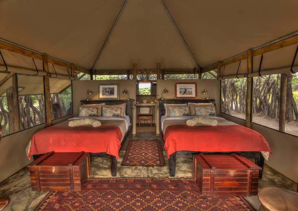 Meno a Kwena bedroom 2