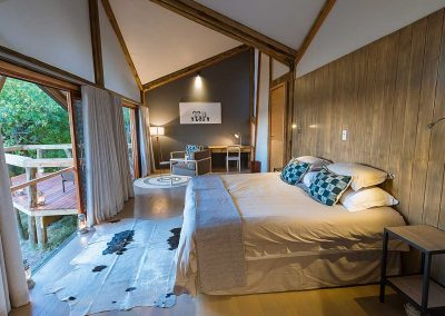 Savute Safari Lodge rooms